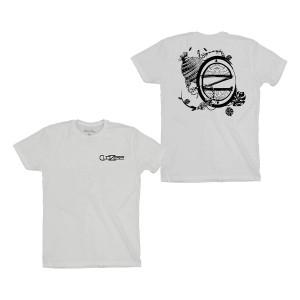 Men's White Evasion Shirt