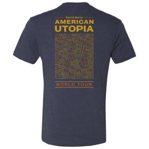 American Utopia Tour Tee