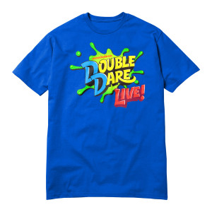 Youth Double Dare Live Fall 2018 Tour Tee - Blue
