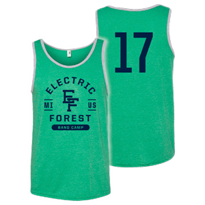 Electric Forest Band Camp Tank