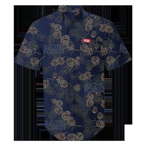 "Custom Electric Forest Acorn ""Hawaiian"" Shirt"