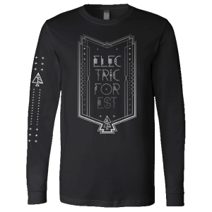Ritual Badge Long Sleeve Tee