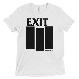 Exit Flag Tee