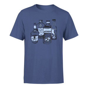 Forecastle Bourbon Lounge Recover Tee