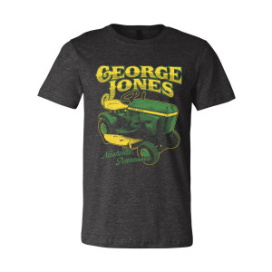 George Jones Lawnmower T-Shirt