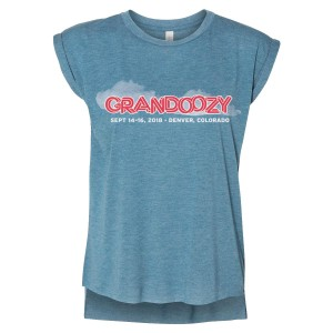 Grandoozy Ladies Event Muscle Tee