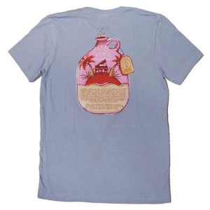 Mens Jam Cruise Out To Sea Tee
