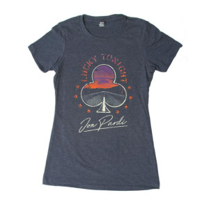 Women's Lucky Tee - Midnight