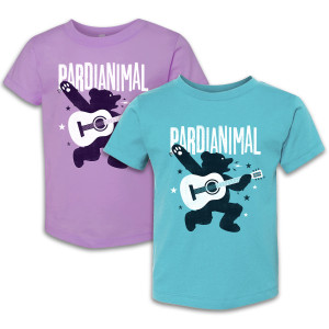 Pardianimal Kids Tee