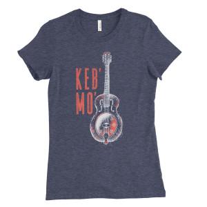 Women's Guitar Tee