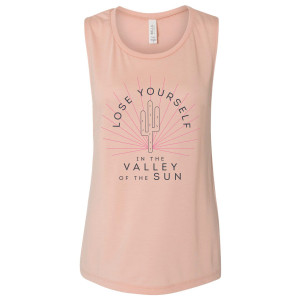 Women's Lose Yourself Muscle Tank