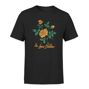 Unisex Yellow Rose Shirt