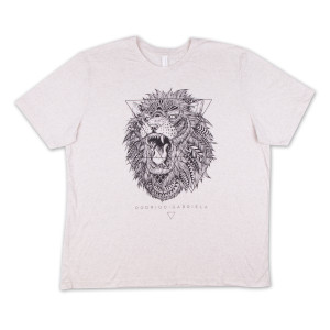 Rodrigo y Gabriela Lion T-Shirt