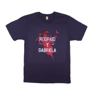 Rodrigo y Gabriela Feathered T-Shirt