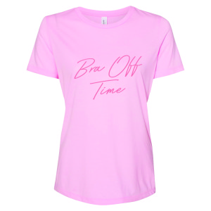 Bra Off Women's T-shirt
