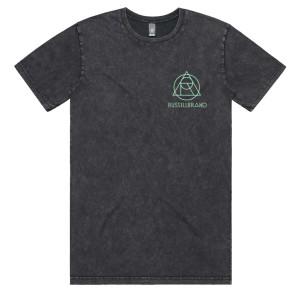 Stone Wash Logo Tee