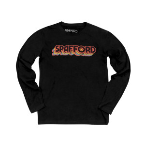 Spafford Logo Long Sleeve Tee