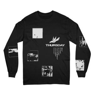Long Sleeve Discography Shirt