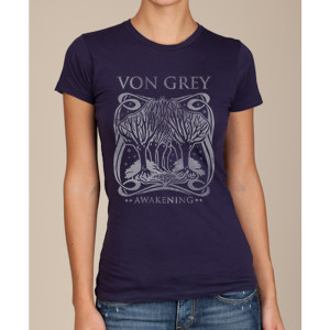 von Grey Awakening Ladies T-Shirt