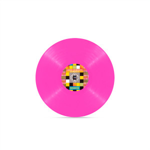 Bassnectar - Noise vs. Beauty Pink & White Double Vinyl