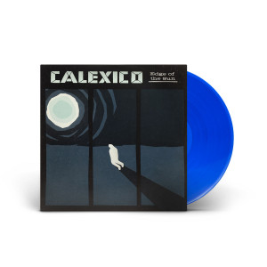 Edge of the Sun LP (180 G Blue Vinyl)