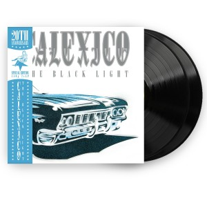The Black Light Deluxe 20th Anniversary Black Edition Vinyl