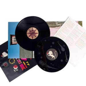 The Decemberists 'What a Terrible World, What a Beautiful World' Vinyl LP