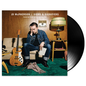 JD McPherson Signs & Signifiers LP