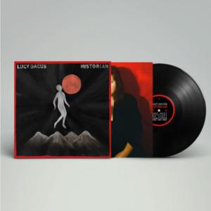 "Historian 12"" Vinyl LP - Black"