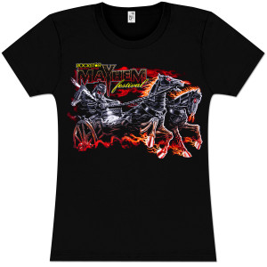 2011 Mayhem Fest Women's T-Shirt