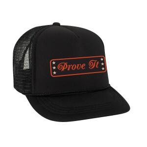 Prove It Black Trucker Hat