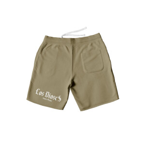 Los Dioses Beige Shorts