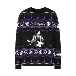 Jacquard Knit Holiday Sweater