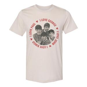 I Love The Beatles T-Shirt