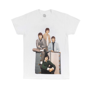 The Beatles Yesterday And Today Photo White T-Shirt