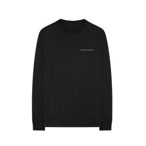 Silver Lining II Black Long-Sleeve T-Shirt
