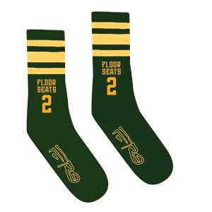 Floor Seats II Socks