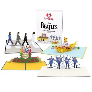 The Beatles LovePop Collector Edition Pack
