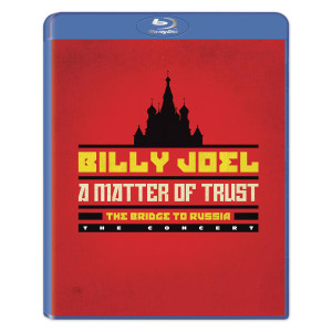 Billy Joel - A Matter Of Trust: The Bridge To Russia: The Concert (Blu-ray)