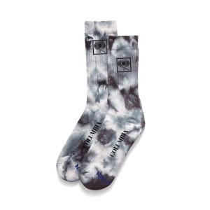 Columbia Records TieDye Socks