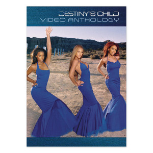 Destiny's Child The Video Anthology DVD