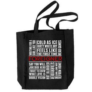 Song Titles Tote
