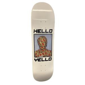 Hello Yello Familia Skate Deck