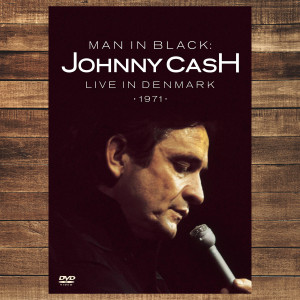 Man In Black: Live In Denmark DVD