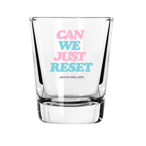 Reset Shot Glass