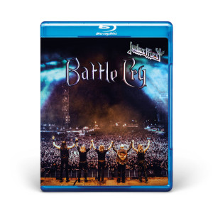 Judas Priest Battle Cry BR DVD