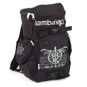 Lamb of God Wrath Insignia Back Pack