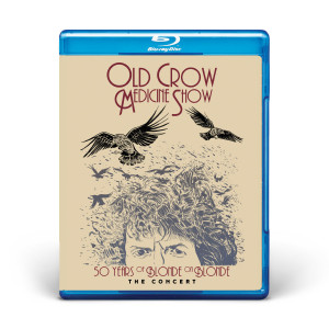 Old Crow Medicine Show: 50 Years of Blonde on Blonde: The Concert BluRay DVD