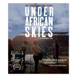 Paul Simon Under African Skies Blu-Ray
