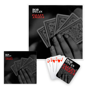 Fallen Angels CD + Litho + Playing Cards